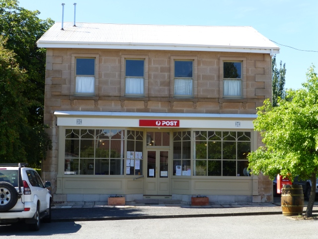 The new Post Office at Bothwell