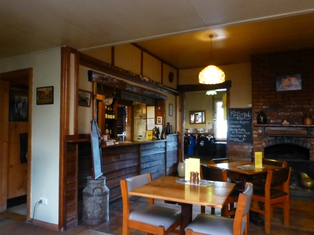 The Dining Room at the Pub in the Paddock