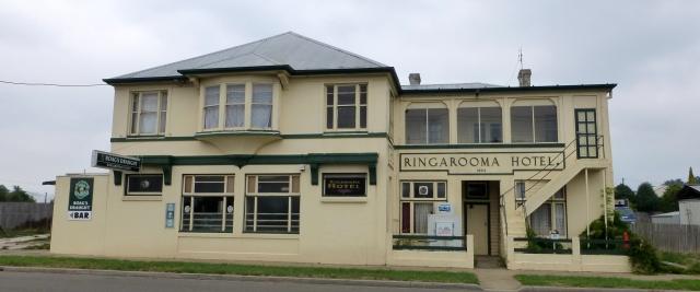 The Ringarooma Hotel