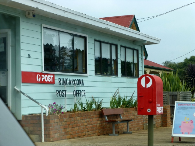Post Office Ringarooma