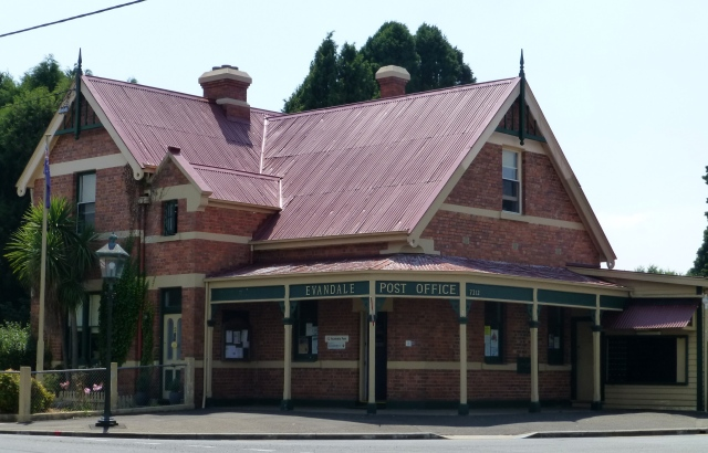 Post Office Evandale