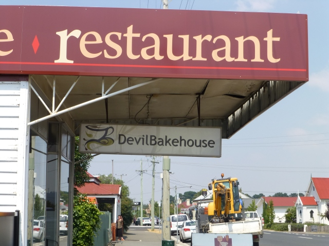 Devils Bakehouse in Perth