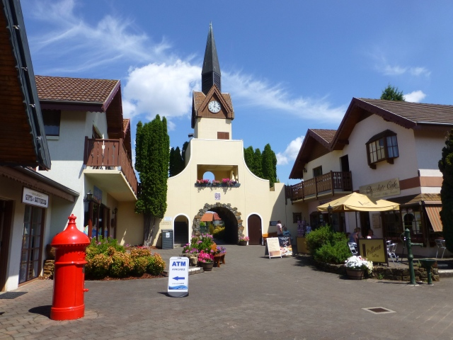 Swiss Village at Grindewald
