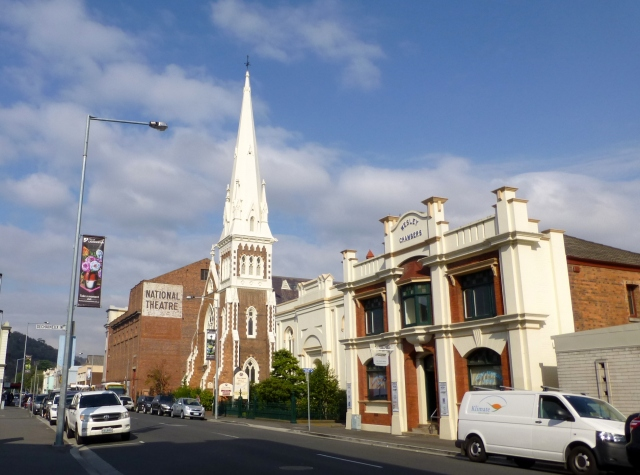 Pilgrim Uniting Church in Launceston