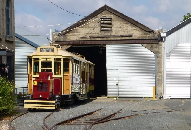 The Launceston Tramway Museum