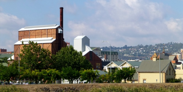 The Old Gasworks at Launceston