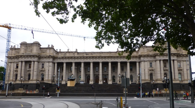 Victorian Parliament House