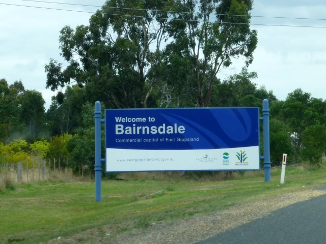 Welcome to Bairnsdale