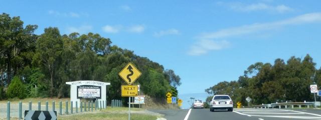 Welcome to Lakes Entrance