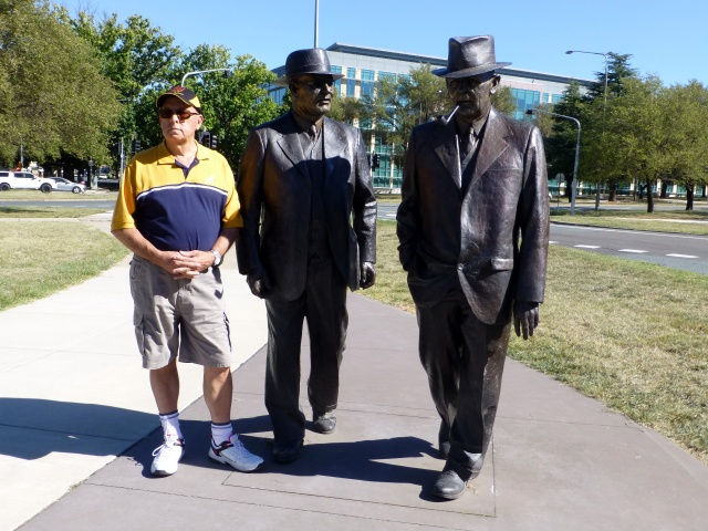 Hilton, Curtin and Chifley